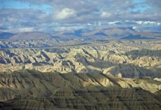 Dağlar olarak gördüğümüz ne varsa