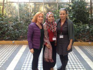 Eman Mohammed ve Heidi Levine ile