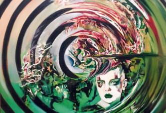VERTİGO –   Bir renk cümbüşü üzerinden kendine bakmak