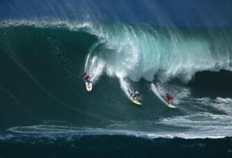 Mesele Surf edebilmekte