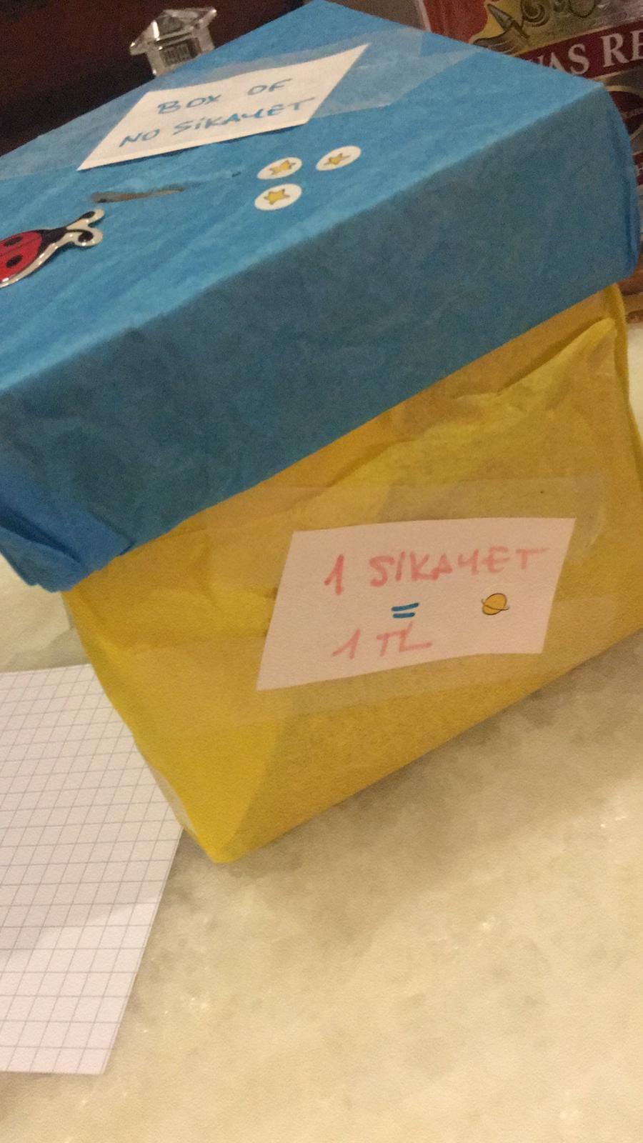 Box of no şikâyet